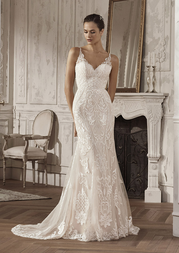 Fit And Flare Hochzeitskleid  Fit & Flare Archive Mariage Neustadt