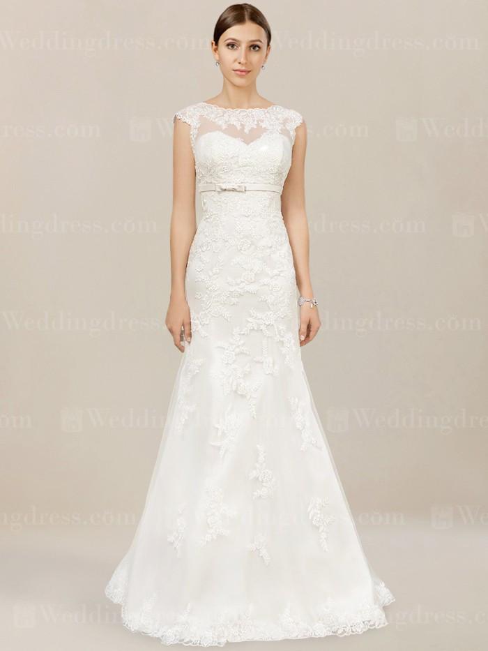 Fit And Flare Hochzeitskleid  Fit n Flare Brautkleid €233