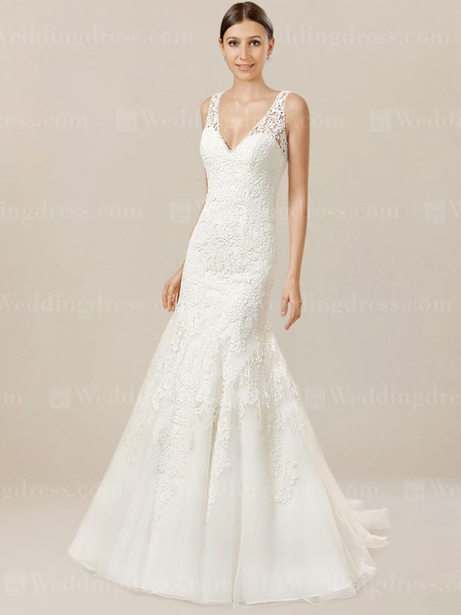 Fit And Flare Hochzeitskleid  Fit n Flare Brautkleid €261