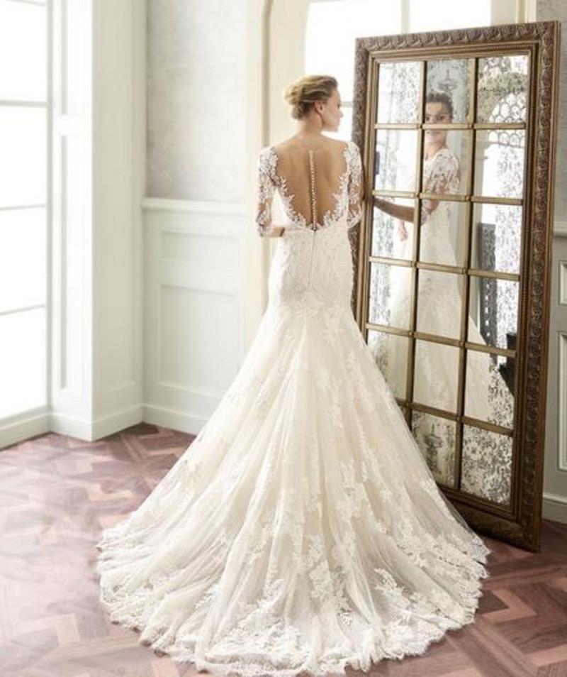 Fit And Flare Hochzeitskleid  Alles Wissenswerte zu der beliebten Passform Fit n Flare