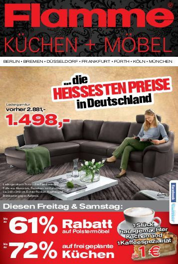 Flamme Möbel Frankfurt  hülsta XELO Katalog als PDF Download Flamme Möbel