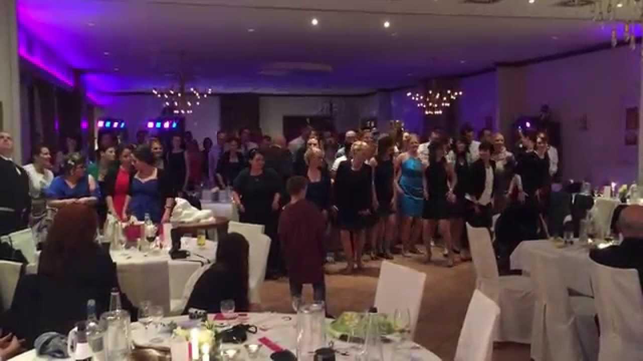 Flashmob Hochzeit  Flashmob Hochzeit Wischi