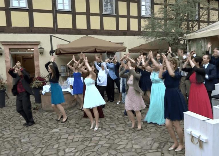 Flashmob Hochzeit  Steffi s Hochzeitsblog Wie organisiere ich einen Flashmob