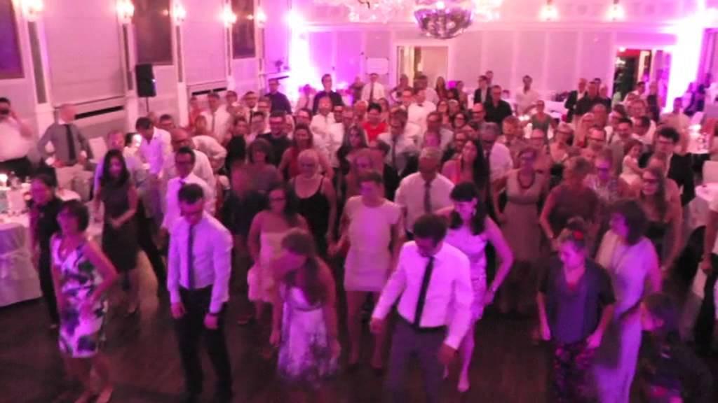 Flashmob Hochzeit  Flashmob Hochzeit Annelie und Frank
