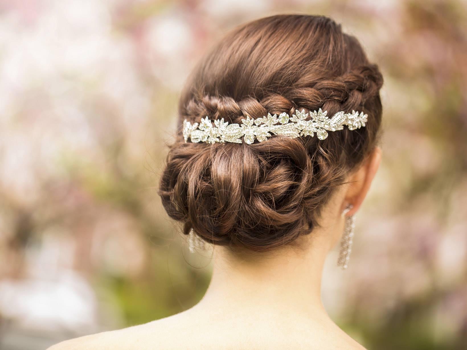 Flechtfrisuren Hochzeit  Flechtfrisuren zur Hochzeit Inspiration für Braut