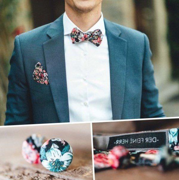 Fliege Hochzeit  Blauer anzug fliege hochzeit Hochzeitsanzug