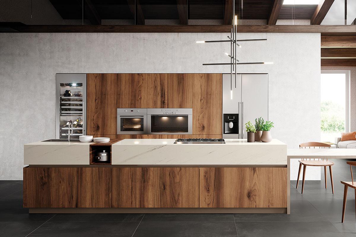Fliesen Küche  Italienische Fliesen in der Küche Fliesen Rudroff
