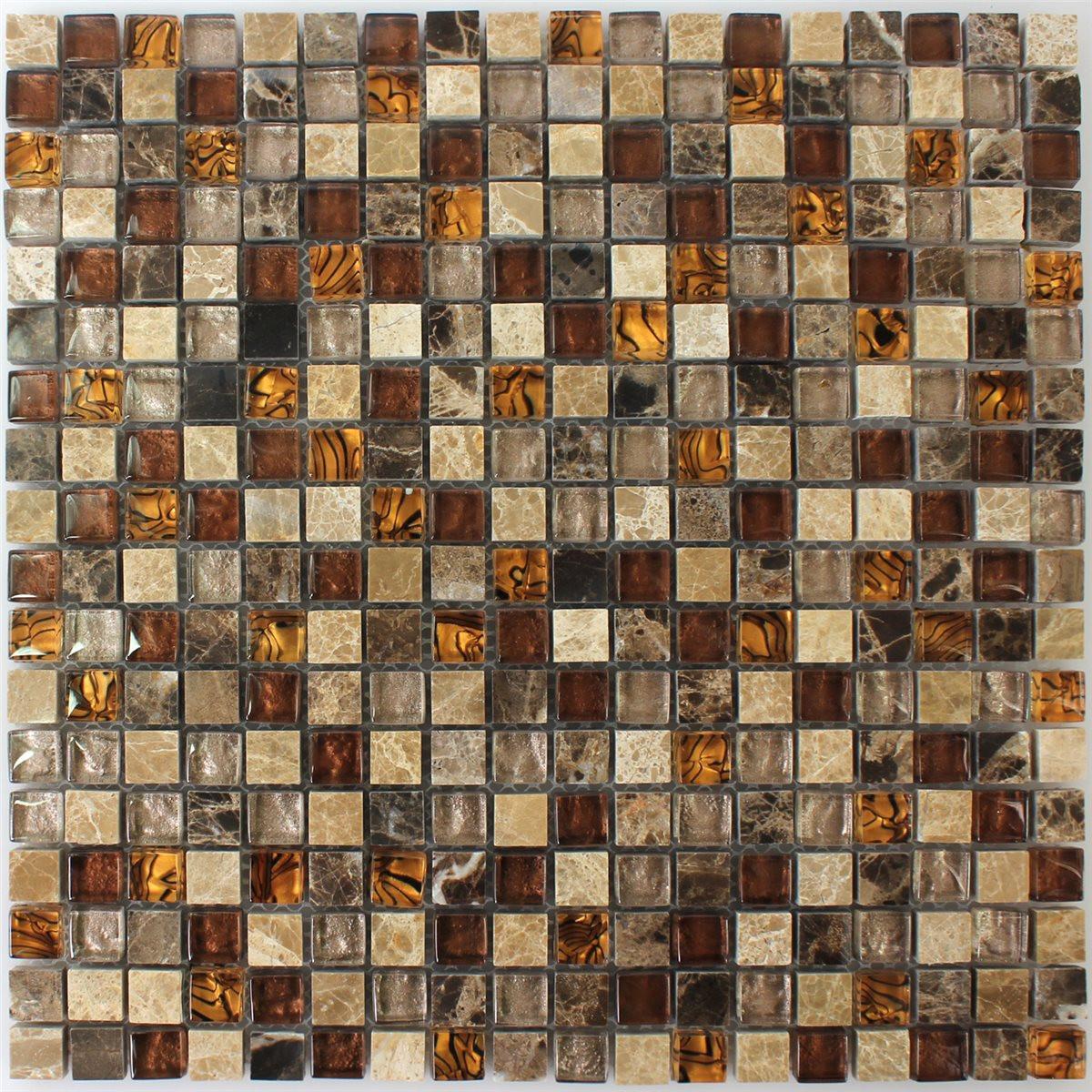 Fliesen Mosaik  Mosaik Fliesen Braun Ideen Fur Was Wohndesign