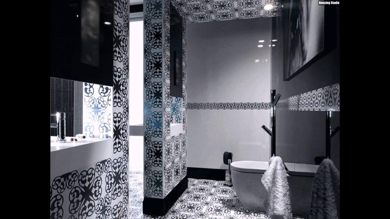 Fliesen Mosaik  Mosaik Fliesen Badezimmer Weiß Schwarz Abstrakte Muster