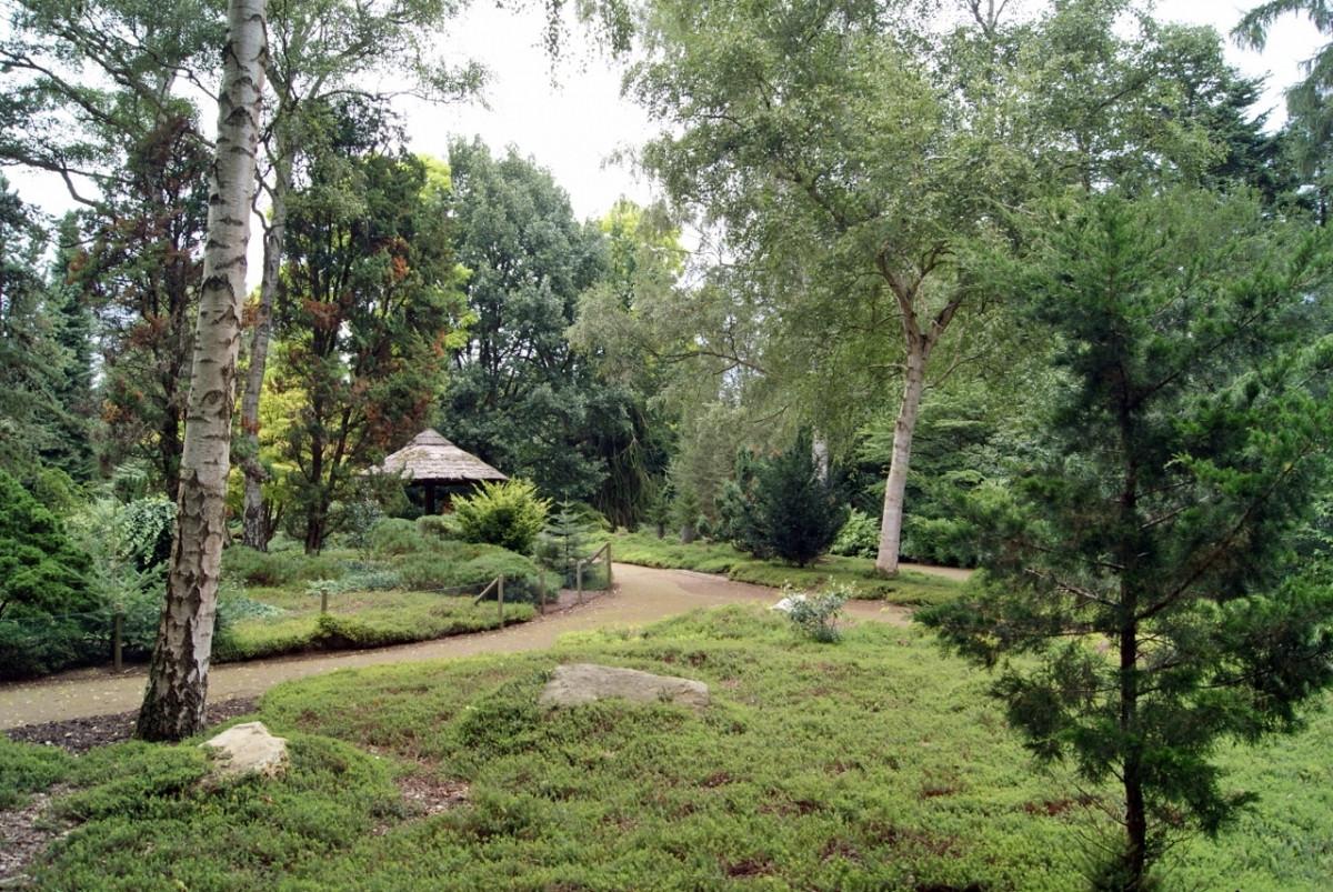 Forstbotanischer Garten Köln  EGHN – Forstbotanischer Garten – Ein blühendes Para s im