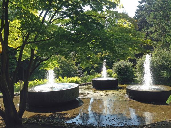 Forstbotanischer Garten Köln  Parks in Köln Forstbotanischer Garten