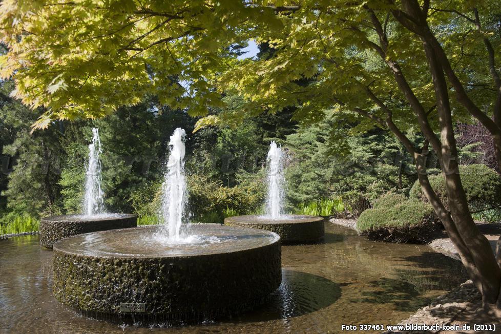 Forstbotanischer Garten Köln  Bilderbuch Köln Forstbotanischer Garten Köln