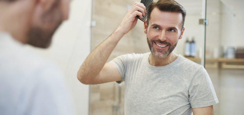 Frisuren Bei Haarausfall  Frisuren bei Haarausfall für Männer und Frauen