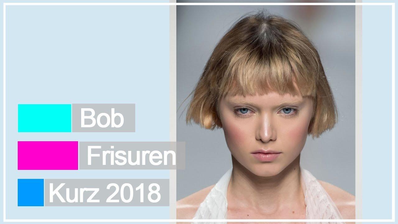 Frisuren Bob Kurz  10 Beste Bob Frisuren Kurz 2018