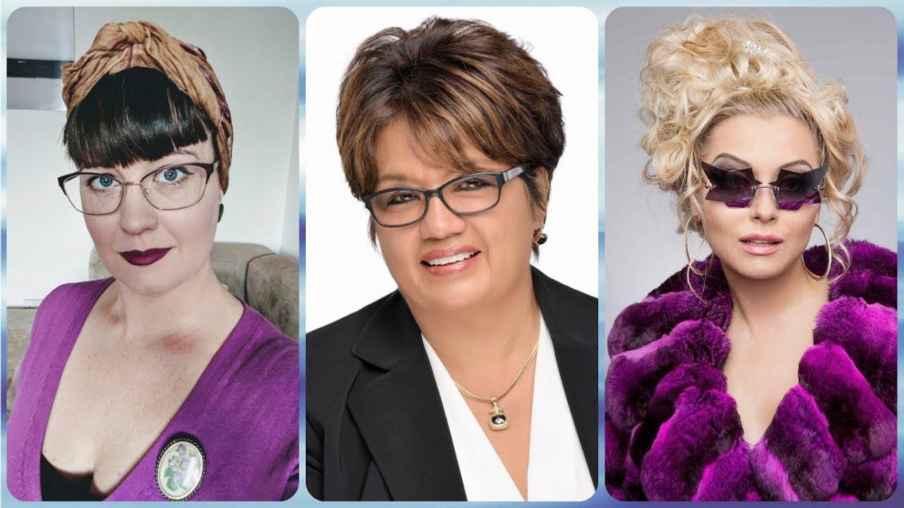 Frisuren Brillenträger  Die schöne 20 Ideen zu frisuren für brillenträger damen