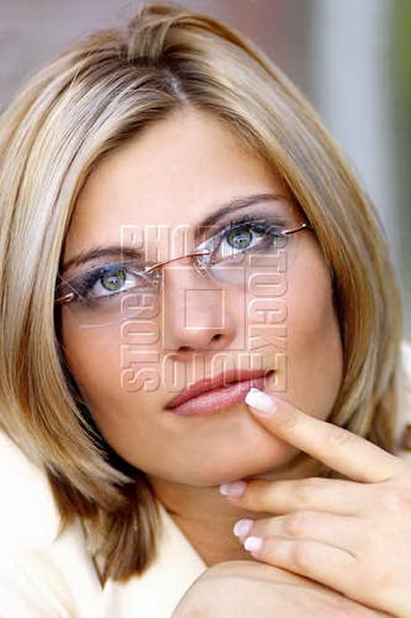 Frisuren Brillenträger  Brillen frisuren
