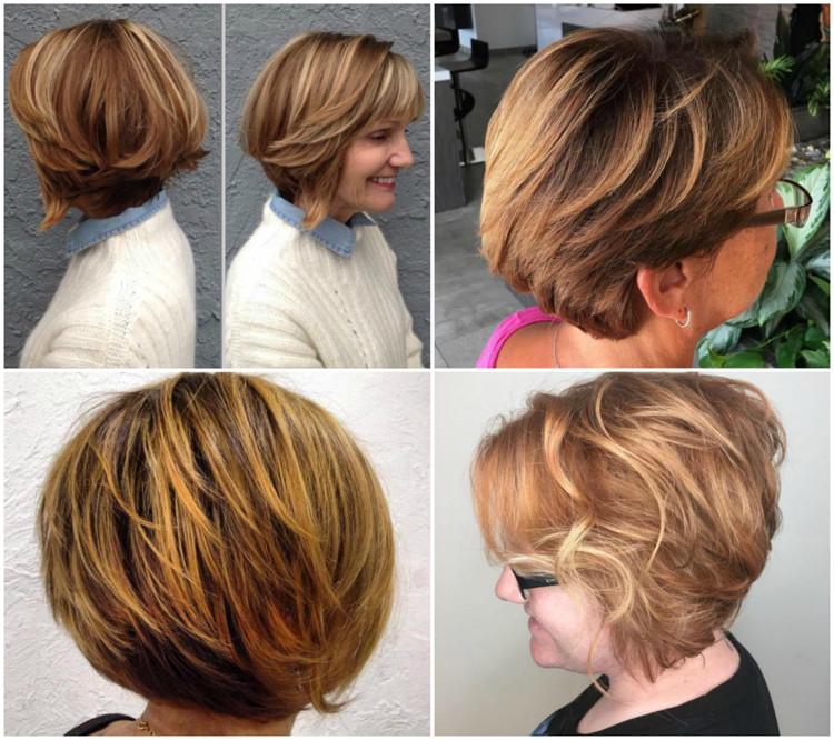 Frisuren Damen Ab 50  Damen frisuren fur frauen ab 50 – Mittellange haare