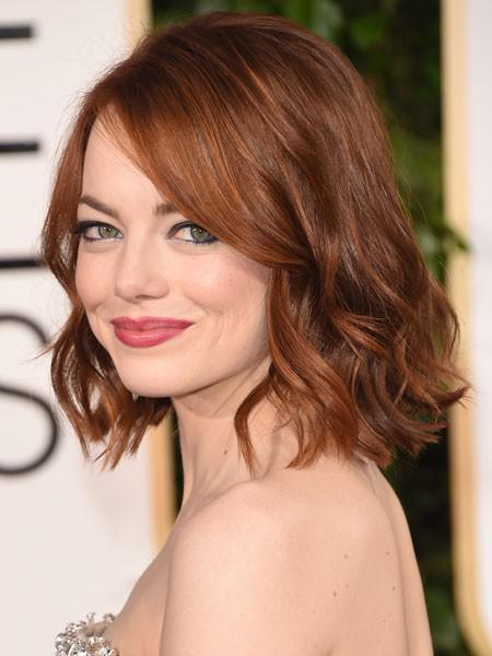 Frisuren Frauen Rundes Gesicht  Die vorteilhaftesten Frisuren für runde Gesichter