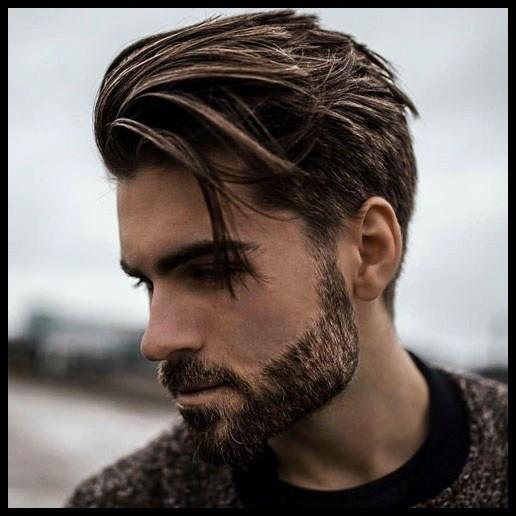 Frisuren Männer 2019  Mittellange Frisuren Für Männer 2018 Mannstil über Herren