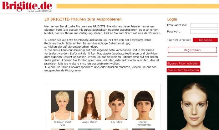 Frisuren Testen Mit Eigenem Foto  Frisuren Mit Eigenem Foto Ausprobieren yskgjt