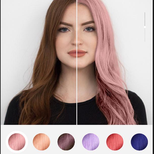 Frisuren Testen Mit Eigenem Foto  Die besten Apps mit denen Du neue Frisuren testen kannst