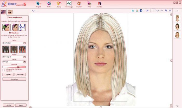 Frisuren Testen Mit Eigenem Foto  Frisuren testen am eigenen foto kostenlos ohne anmeldung