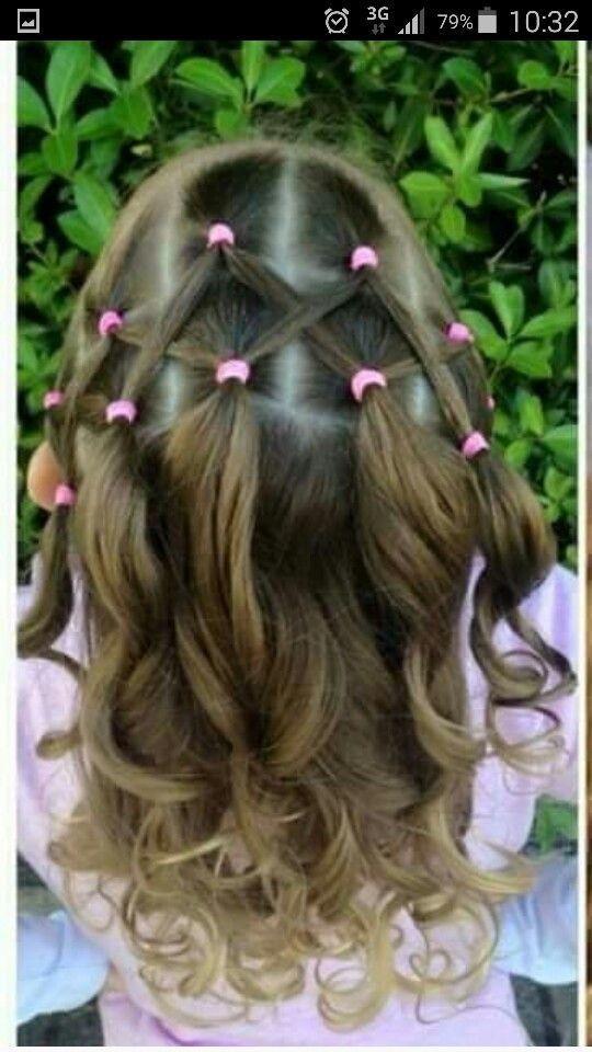 Frisuren Zur Einschulung  Frisuren für Mädels … Peinados y maquillajes