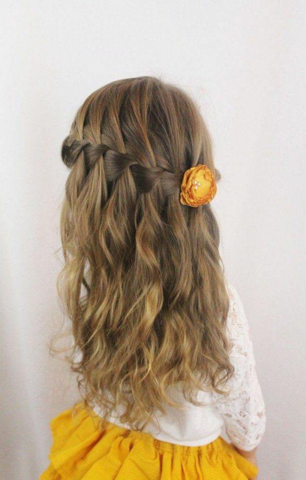Frisuren Zur Einschulung  Die besten 25 Frisur zur einschulung Ideen auf Pinterest