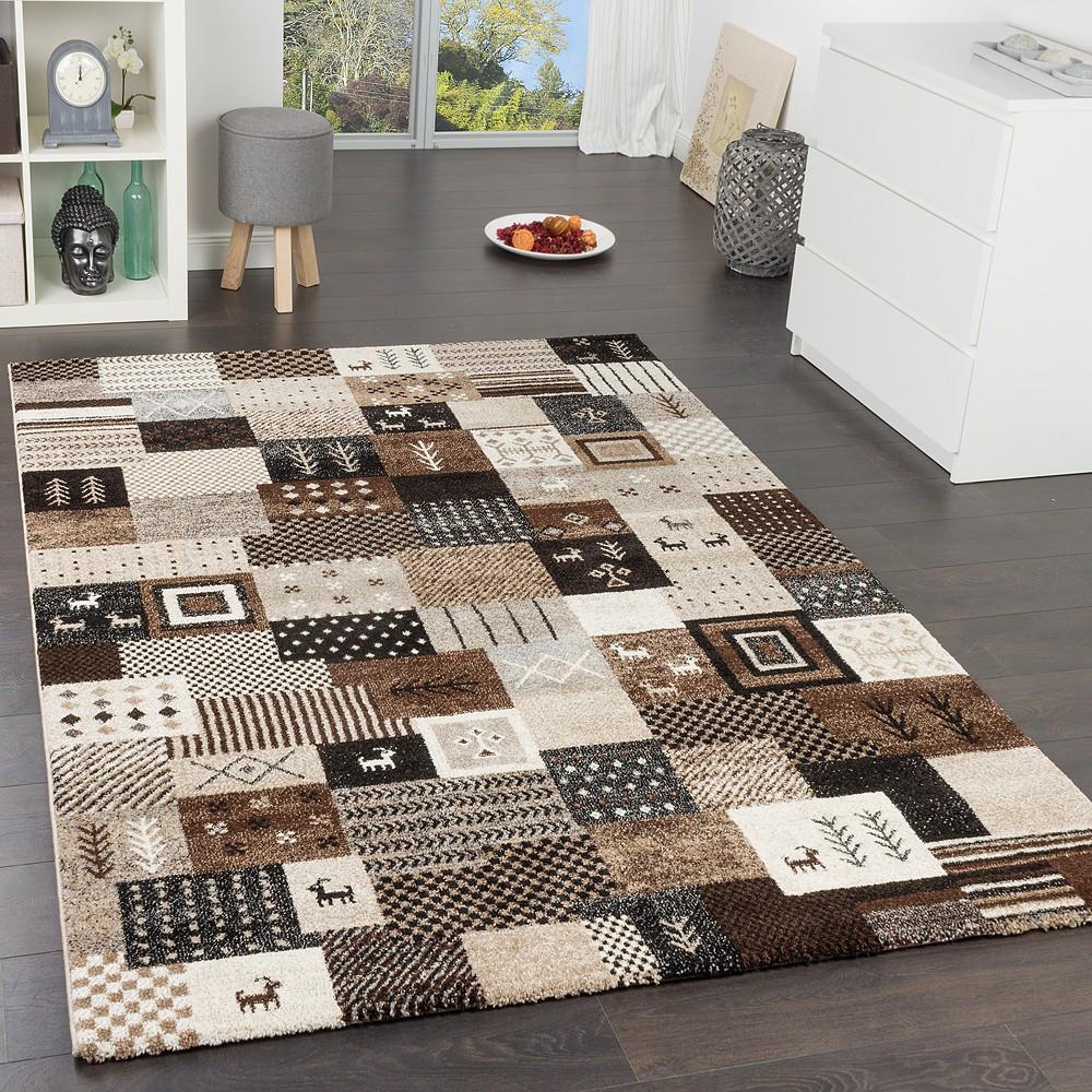 Gabbeh Teppich  Designer Teppiche Modern Loribaft Nomaden Teppich Gabbeh