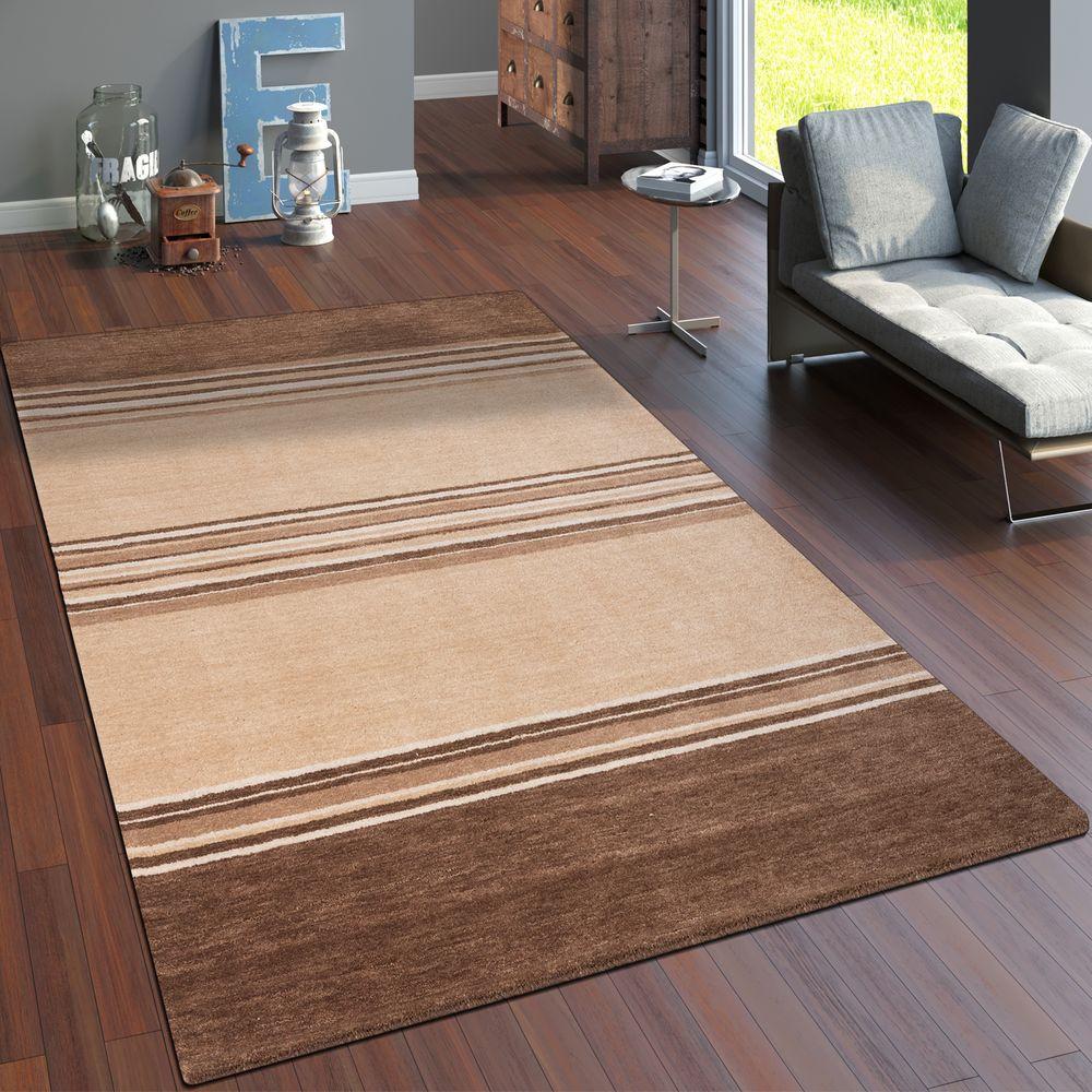 Gabbeh Teppich  Teppich Handgeknüpft Gabbeh Hochwertig Baumwolle Meliert
