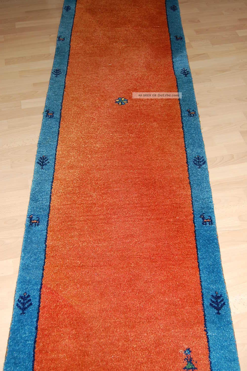 Gabbeh Teppich  Ikea Gabbeh Teppich 300x80cm Orientteppich Läufer Galerie