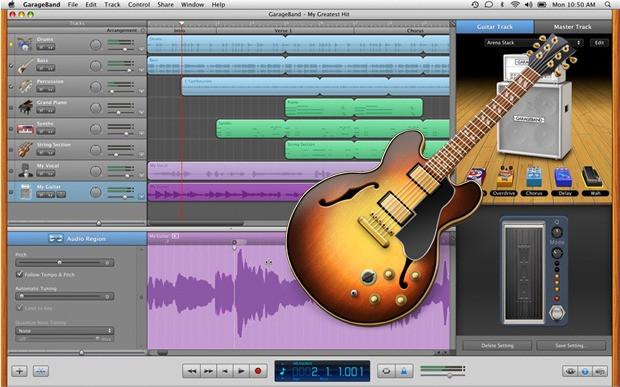 Garage Band  GarageBand—Basic Editing Berkeley Advanced Media Institute