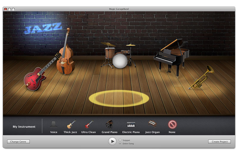 Garage Band  GarageBand for Windows PC Download App Music Software