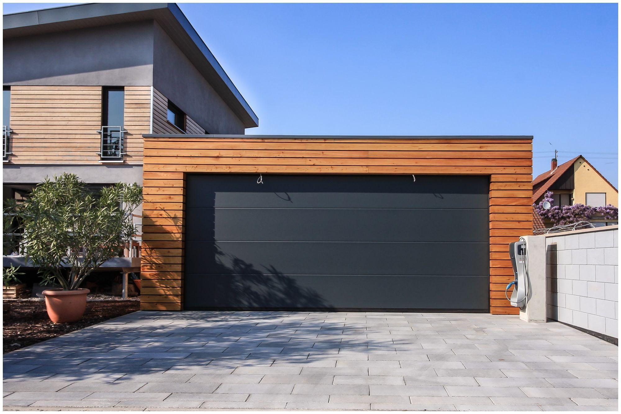 Garage Blech  Garage Blech Geschlossene Dachunterkonstruktion Am