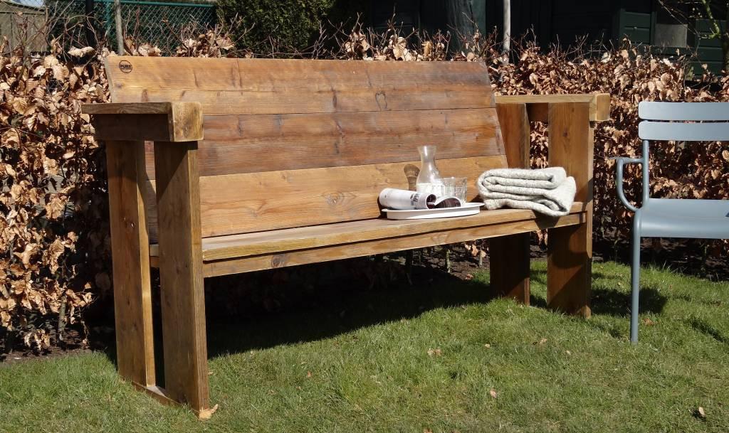 """Garten Bank  """"Lauvstad Garten"""" Bank aus Bauholz PURE Wood Design"""