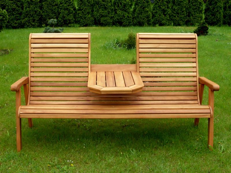 Garten Bank  Gartenbank Design Ideen aus Holz und Stein