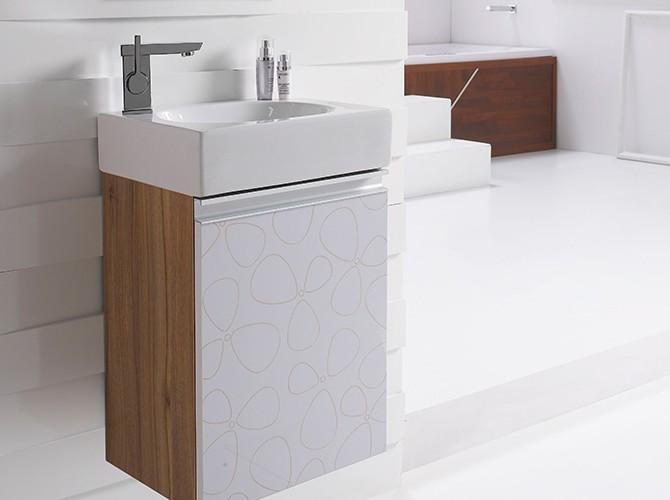Gäste Wc Waschtisch  Waschbecken Mit Unterschrank Gäste Wc Bad Ok