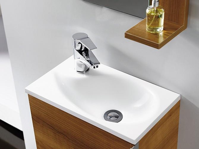 Gäste Wc Waschtisch  Waschbecken toilette – Eckventil waschmaschine