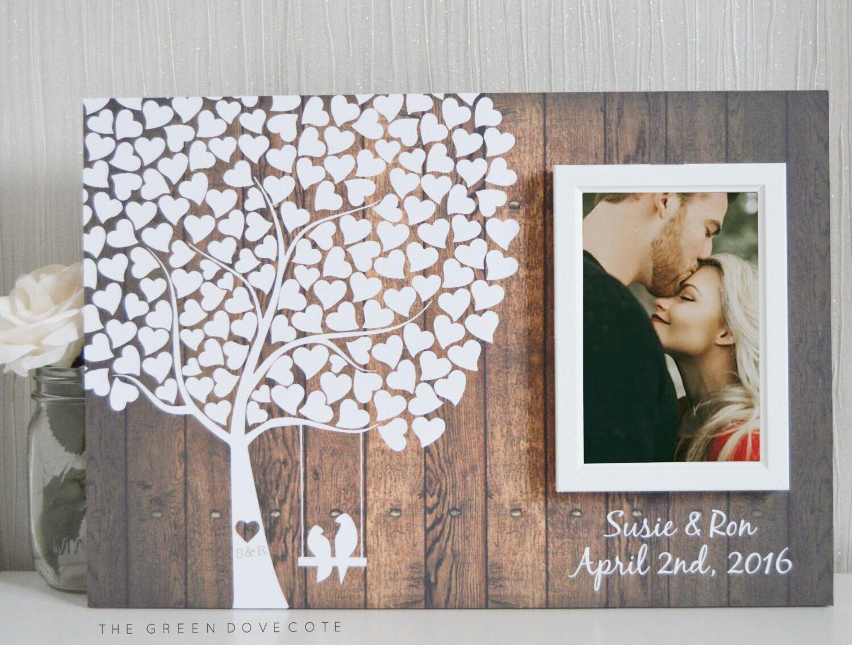 Gästebuch Hochzeit Baum  Gästebuch Hochzeit Baum würde eine perfekte Hochzeit