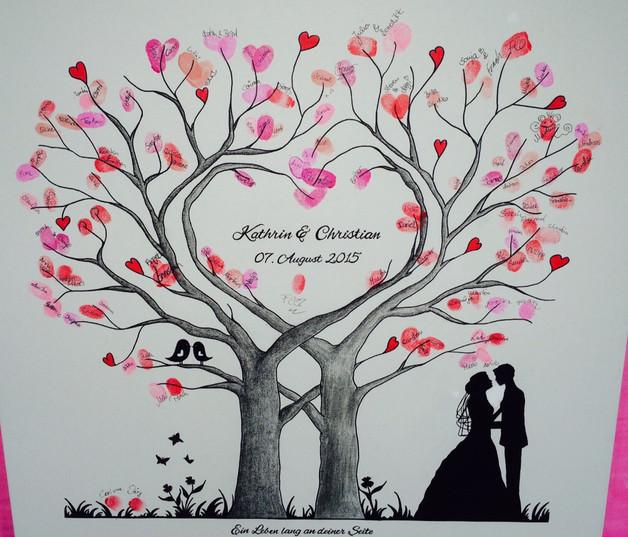 Gästebuch Hochzeit Baum  Top 20 Gästebuch Hochzeit Baum