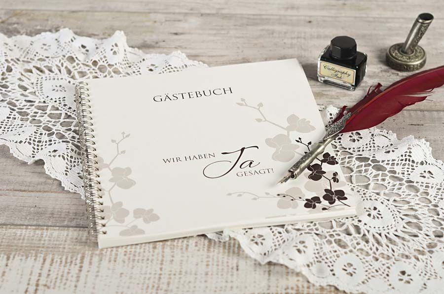 Gästebuch Sprüche Hochzeit  Sprüche für das Gästebuch zur Hochzeit