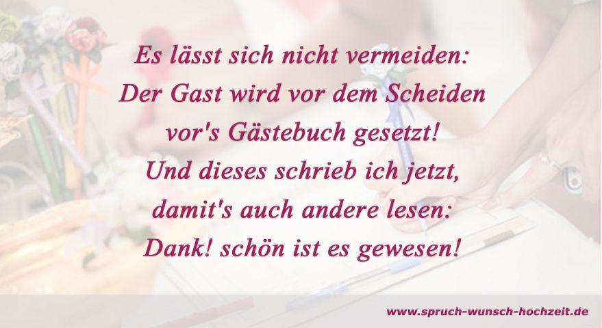 Gästebuch Sprüche Hochzeit  Lustige Spr He Zur Scheidung spruch