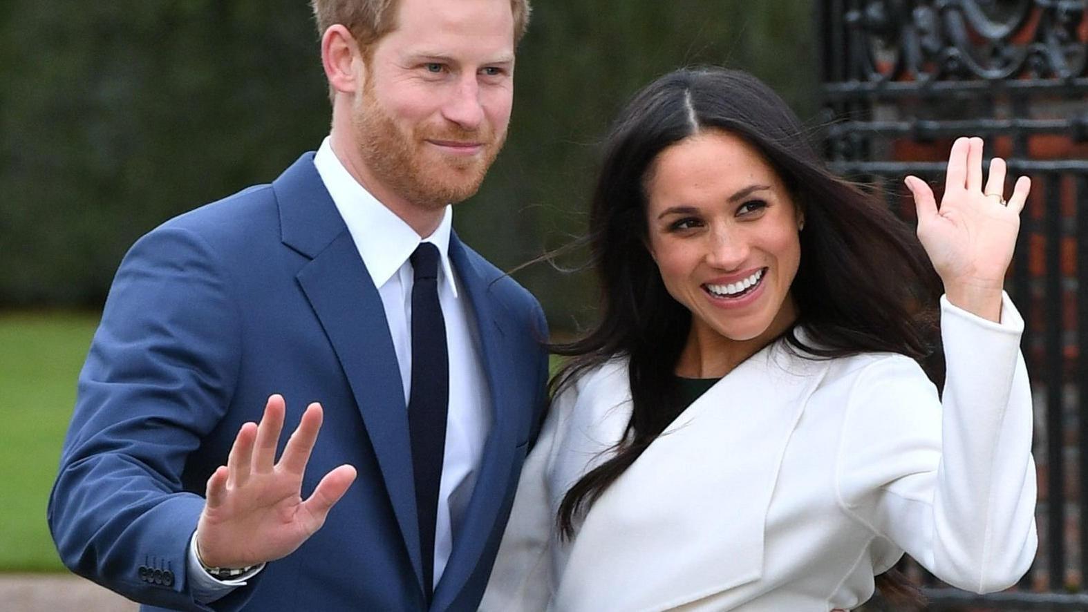 Gästeliste Hochzeit Prinz Harry  Prinz Harry und Meghan Markle Kommt Donald Trump zur
