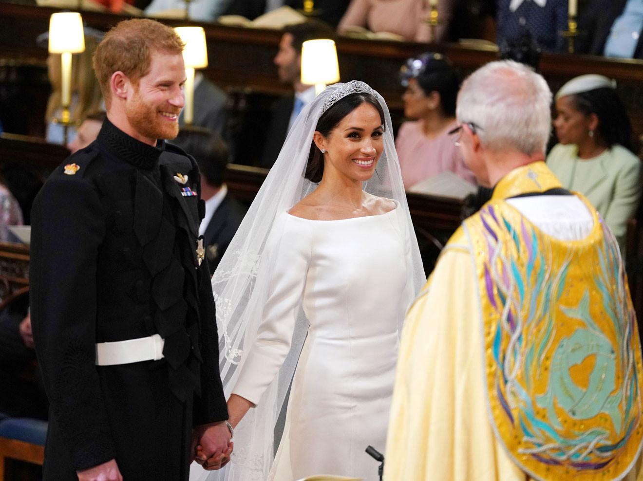 Gästeliste Hochzeit Prinz Harry  Prinz Harry & Meghan Markle So schön war ihre Hochzeit in