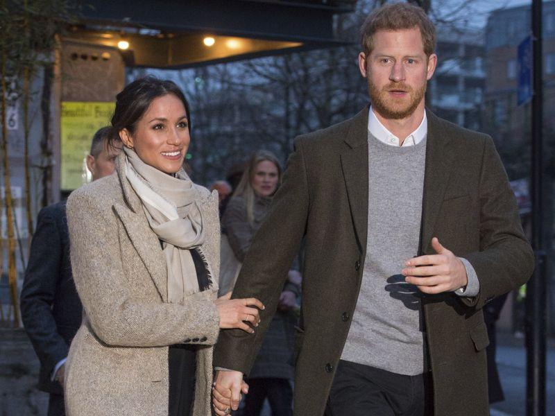 Gästeliste Hochzeit Prinz Harry  Meghan Markle und Prinz Harry Ex Partner auf der
