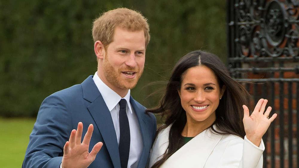 Gästeliste Hochzeit Prinz Harry  Prinz Harry und Meghan Markle Alle Infos zur Hochzeit im