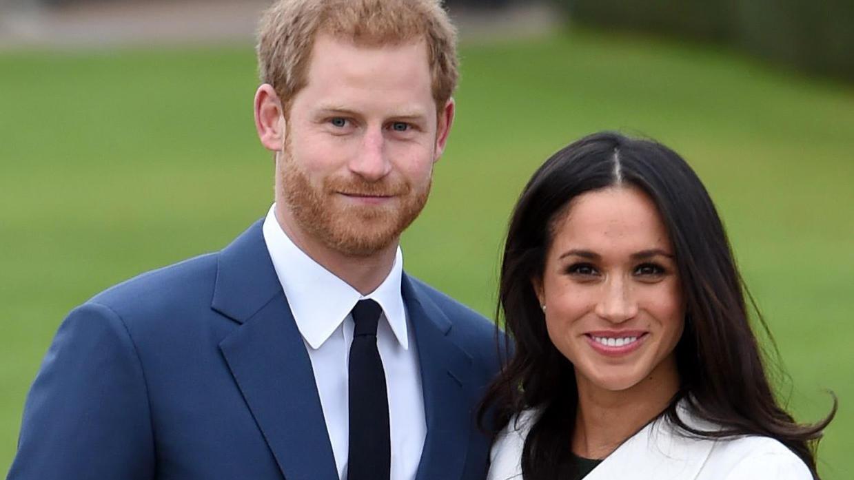 Gästeliste Hochzeit Prinz Harry  Hochzeit von Prinz Harry und Meghan Markle wird britische