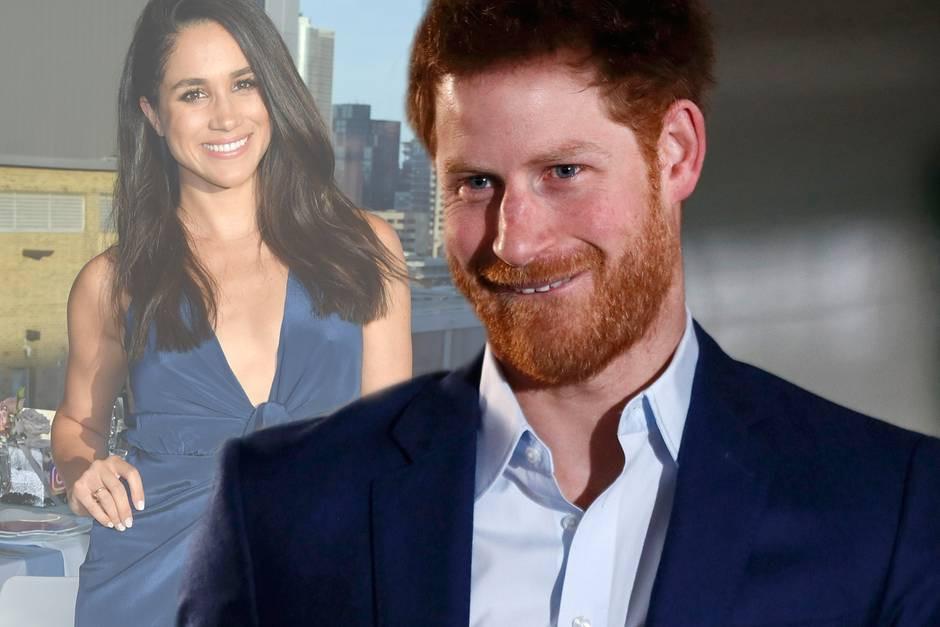 Gästeliste Hochzeit Prinz Harry  Prinz Harry Meghan Markle Zusammen auf Hochzeit