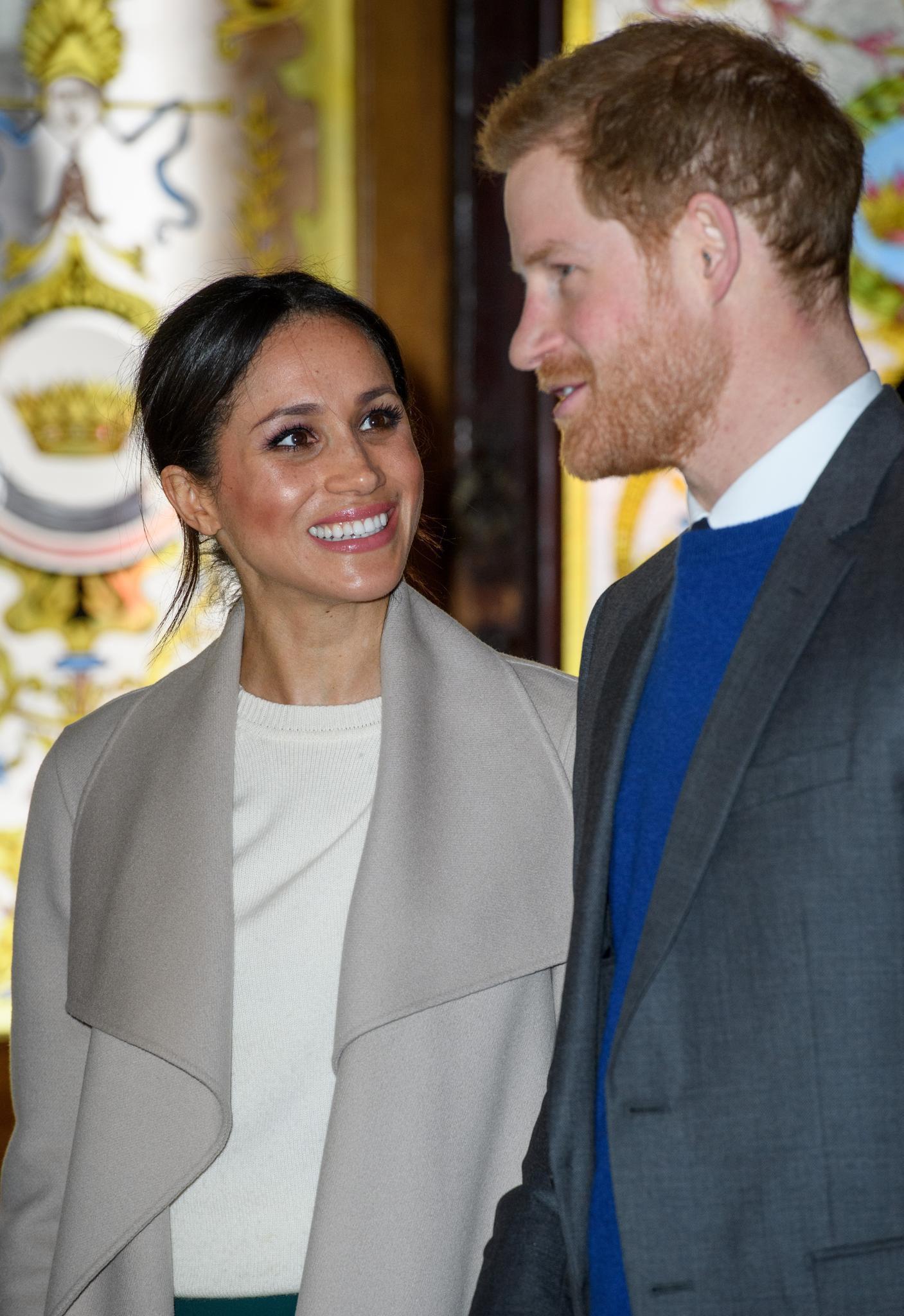 Gästeliste Hochzeit Prinz Harry  Meghan Markle Prinz Harry Queen schwänzt Teil ihrer