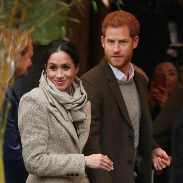 Gästeliste Hochzeit Prinz Harry  Prinz Harry & Meghan Markle Ihre Hochzeit war vorbestimmt